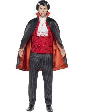 Vampire Warlord Men's Halloween Costume