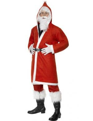 Father Christmas Cheap Adults Costume
