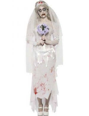 Death Do Us Part Women's Zombie Costume