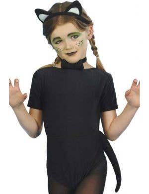 Instant Dress Up Cat Girls Costume Set