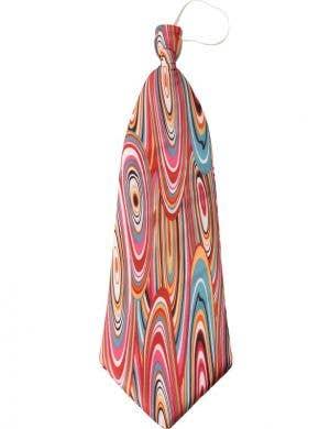 Jumbo Multicoloured Clown Neck Tie