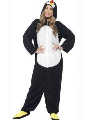 Happy Feet Men's Penguin Costume Alternative Image