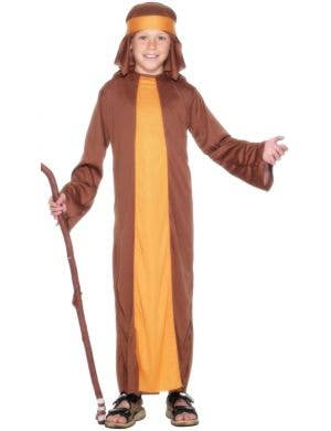 Shepherd Boy's Biblical Fancy Dress Costume