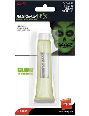 Glow in the Dark Cream Makeup Main Image