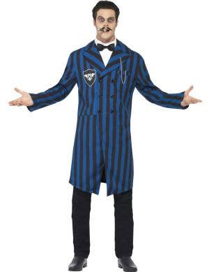 Gomez Addams Men's Duke of The Manor Halloween Costume Front