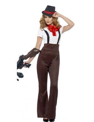 Glam Gangster Women's 1920's Costume