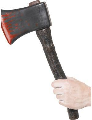 Blood Splatter Axe Halloween Costume Weapon