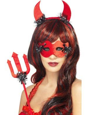 Devilicious Red Devil Halloween Costume Kit