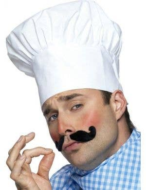 Chef White Costume Accessory Hat