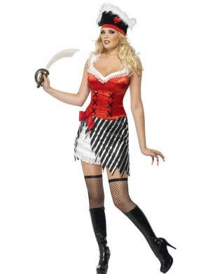 Pirate Fever Sexy Women's Costume