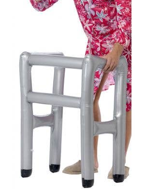 Zimmer Frame Novelty Inflatable Costume Accessory