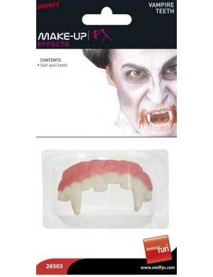 Fake Vampire Teeth Costume Accessory