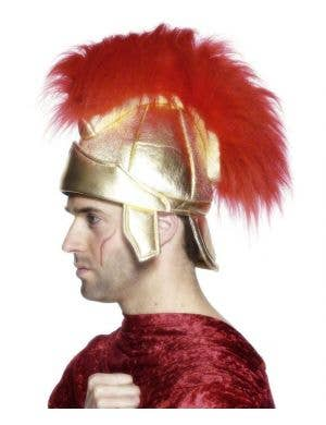 Roman Gladiator Warrior Soft Helmet