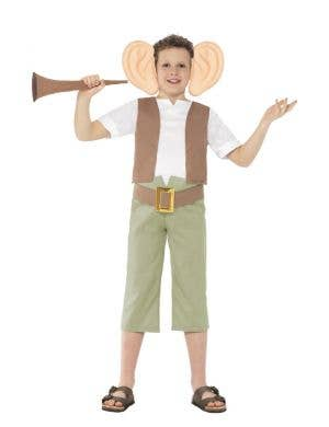 The BFG Kids Roald Dahl Book Week Costume