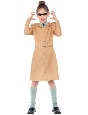Miss Trunchbull Girls Roald Dahl Book Week Costume