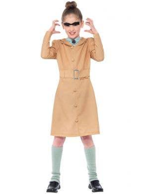 Miss Trunchbull Girls Roald Dahl Book Week Costume