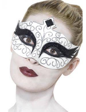Black Swan Women's Masquerade Mask