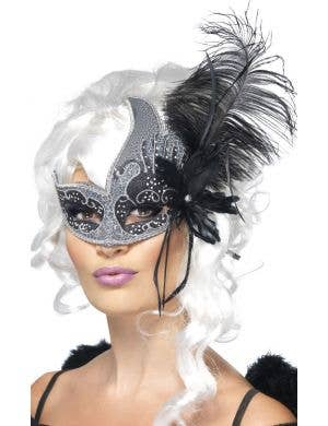 Dark Angel Women's Masquerade Mask