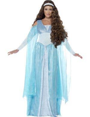 Medieval Maiden Deluxe Women's Costume