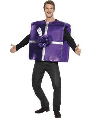 Unwrap Me Novelty Christmas Present Costume