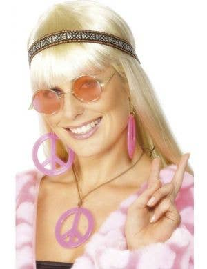 Groovy Baby Hippie Costume Accessory Kit