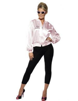 Pink Ladies Women's Grease Costume Main Image