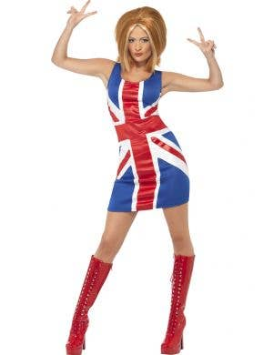 Ginger Spice - Women's Budget Spice Girls Costume