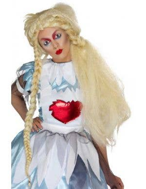 Alice in Blunderland Blonde Costume Wig