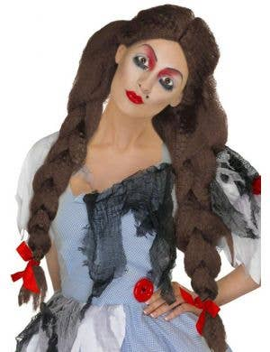 Deadly Dorothy Novelty Fairytale Costume Wig