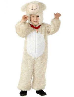 Lamb Onesie Unisex Kids Costume