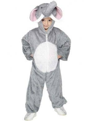 Elephant Kids Onesie Costume