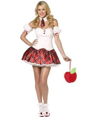 Boutique Fantasy Womens Schoolgirl Costume