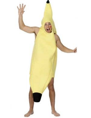 Banana Adult Novelty Costume