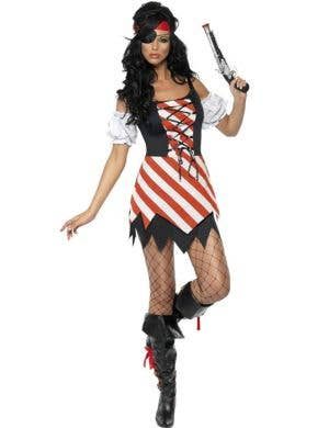 Fever Sexy Women's Budget Pirate Costume