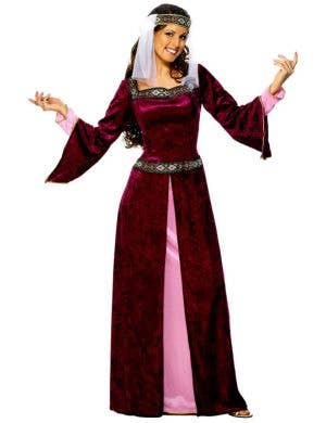 Maid Marion Women's Fancy Dress Costume