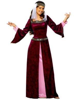 Maid Marion Women's Fancy Dress Costume