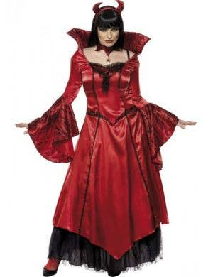 Devil's Temptress Women's Halloween Costume