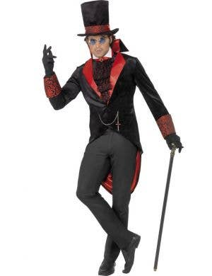 Dracula Vampire Men's Halloween Costume