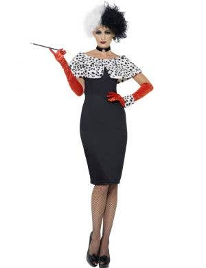 Evil Madame Women's Halloween Costume