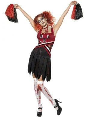 High School Horror Women's Zombie Cheerleader Costume