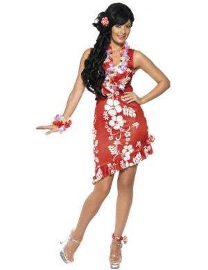Hawaiian Beauty Women's Budget Costume