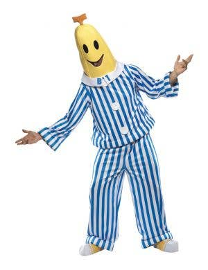 Adults B1 And B2 Bananas In Pyjamas Costume Front