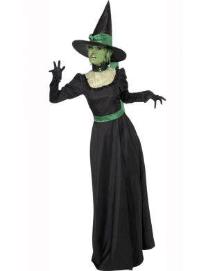 Women's Wicked Witch Of The West Halloween Costume Main Image