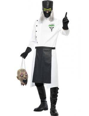Dr D. Ranged Men's Halloween Costume