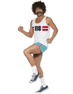 Marathon Man Fancy Dress Costume