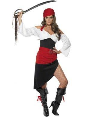Sassy Pirate Wench Women's Costume