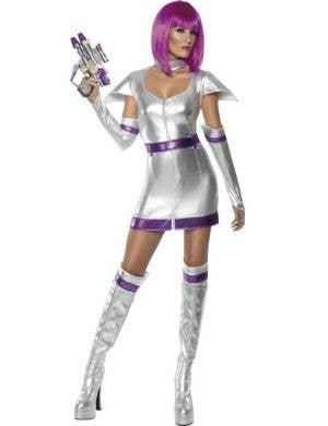 Space Cadet Sexy Women's Costume