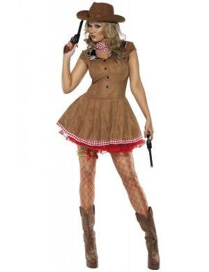 Wild West Women's Sexy Costume