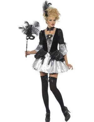 Baroque Fantasy Dark Marie Antoinette Costume