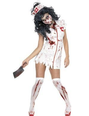 Zombie Nurse Women's Halloween Costume